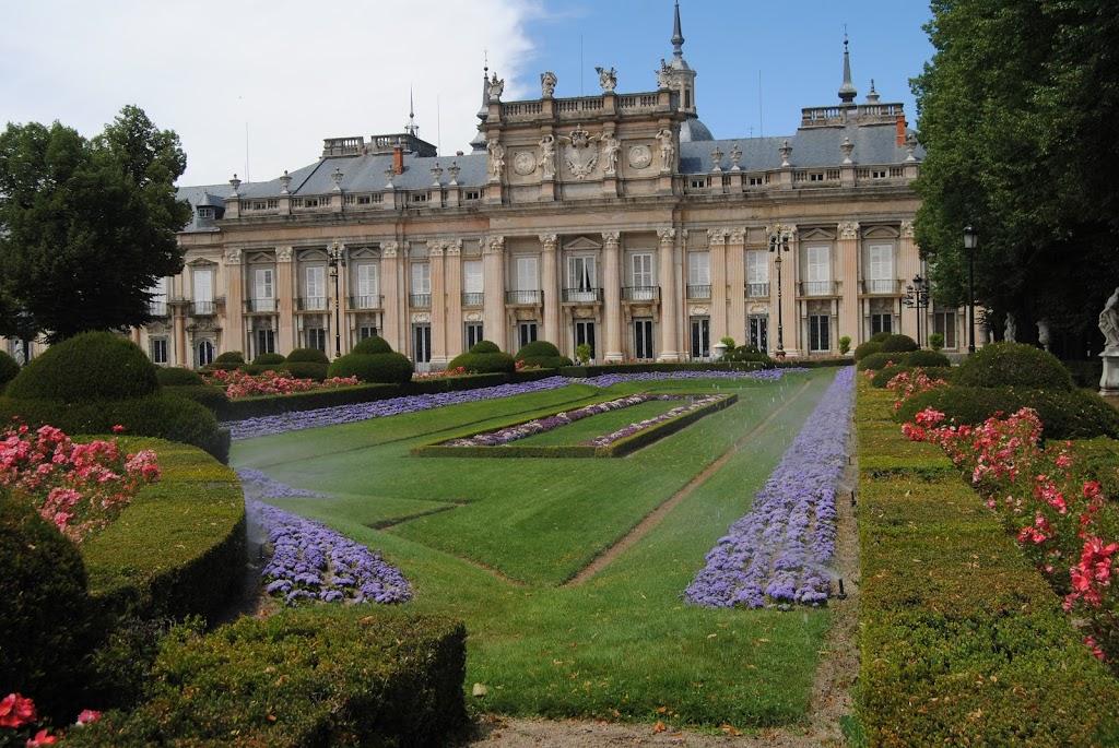 Palacio de la granja de san ildefonso for Jardines de san ildefonso