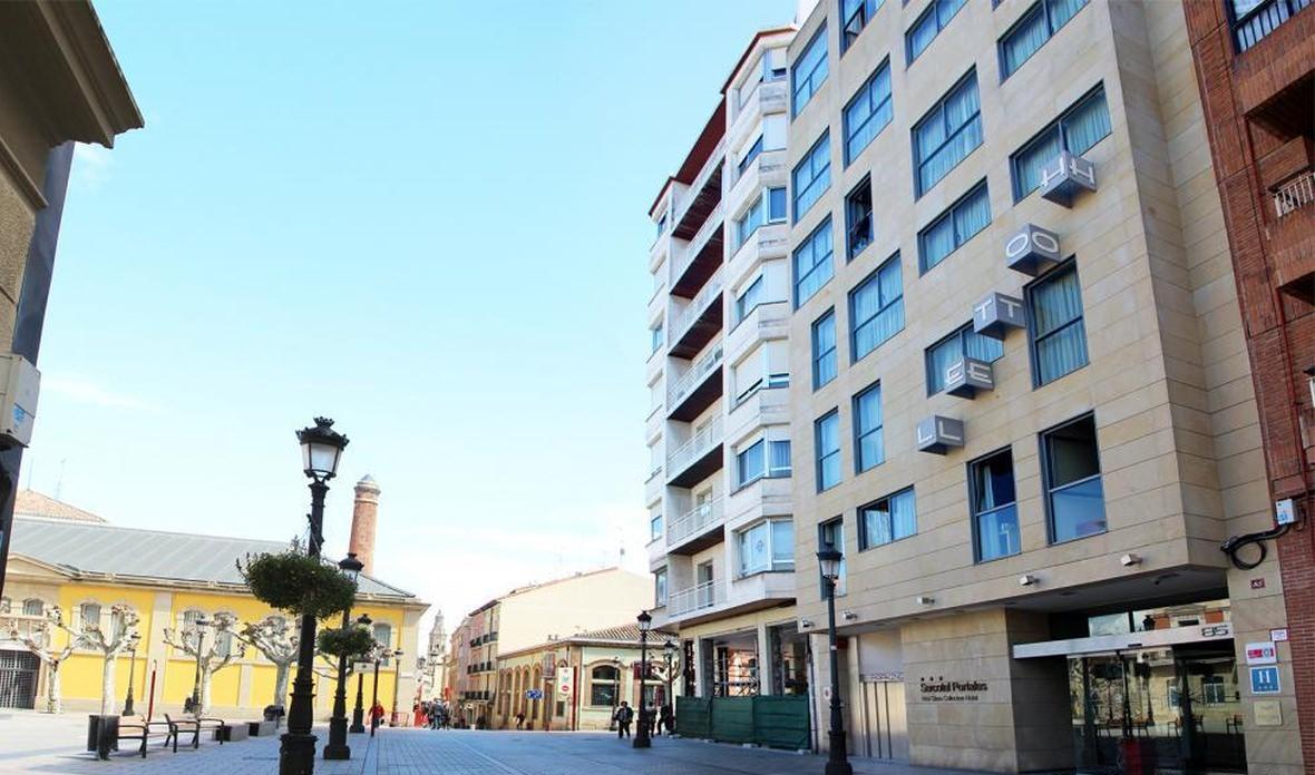 Posiblemente el mejor hotel en logro o para visitar la ciudad - Hotel las gaunas en logrono ...