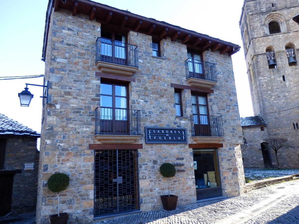 Apartamentos el palacete de a nsa una muy buena elecci n for Apartamentos en ainsa