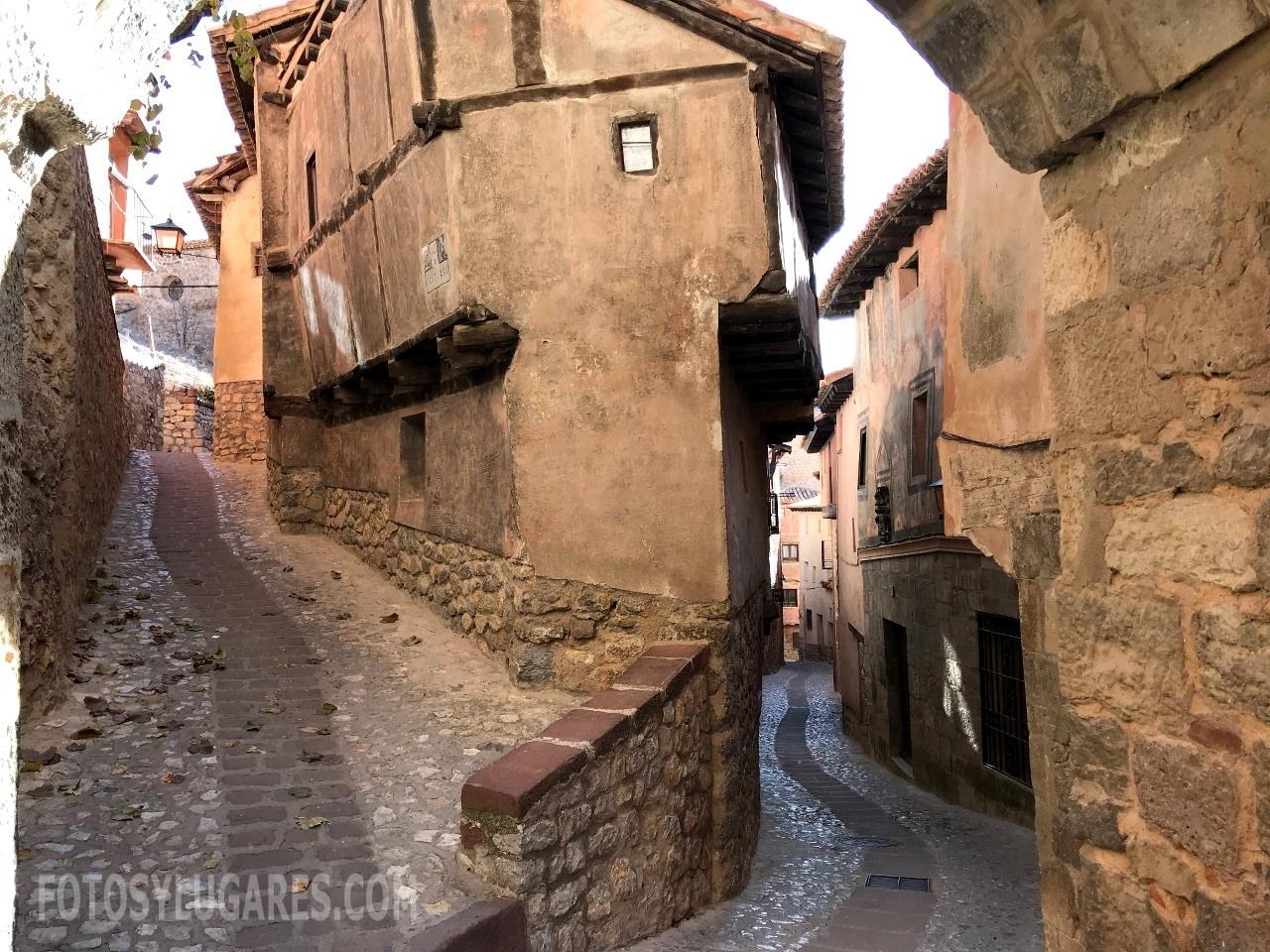 Qu ver en albarrac n uno de los pueblos mas bonitos de espa a - Casa rural gea de albarracin ...