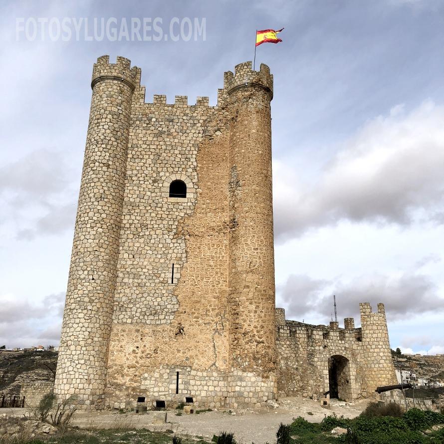 Alcal del j car qu ver d nde comer y casa rural donde alojarse - Casa rural el castillo alcala del jucar ...